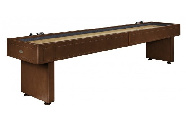 Elite 12' Shuffleboard with 16 inch Wide Playfield