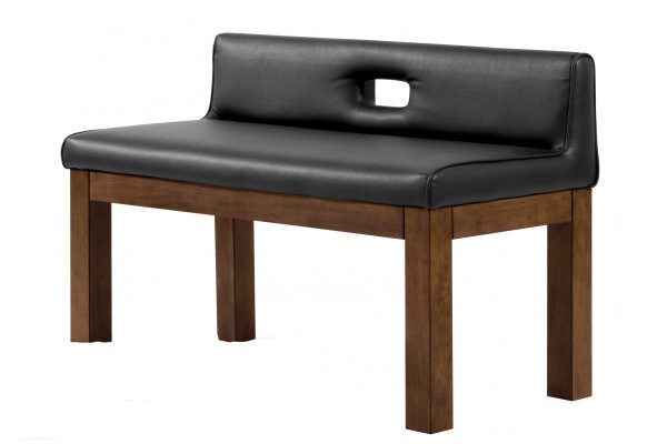 Sterling Backed Dining Bench