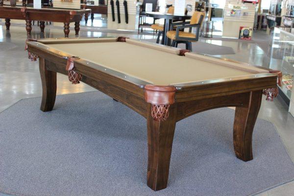 Newport Pool Table -Custom Built here in Tucson AZ
